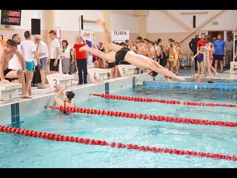 Turek: Mistrzostwa Miasta Turku i Powiatu Tureckiego w Pływaniu