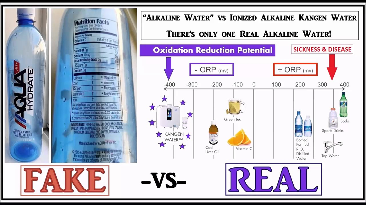 how to make ph level more alkaline