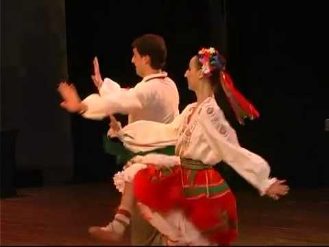 Український танець «Полька