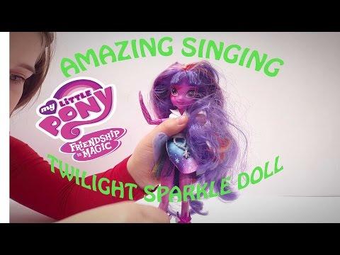 MLP Singing Twilight Sparkle Doll &Puppen & Puppenzubehör | Spielzeug My Little Pony