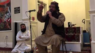 Sayed Salman Gilani Beautiful Naat in New York (Selden Masjid)