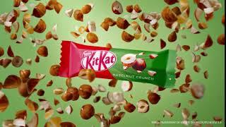 NEW KitKat Hazelnut !
