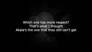 Akala Fire In The Booth Part 4 Lyrics