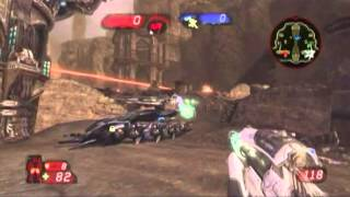 Unreal Tournament III Review (PS3)