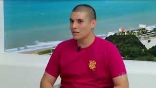 #Overdose: Entrevista Guilherme Lima (Aprovado ITA) no RN TV