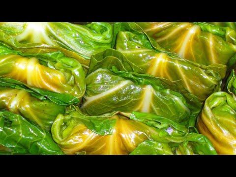 ДОЛМА ПО Армянски. Настояший рецепт ДОЛМА В капустных листьях