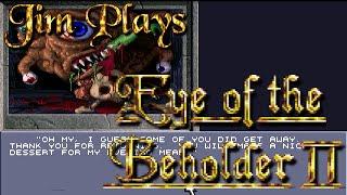 Eye of the Beholder II, Amiga (AGA) - Part 46: It