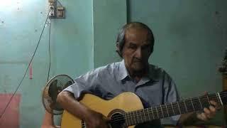 Dòng sông xanh - Guitar Ánh Đức ( Guitar Solo)