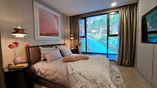 Những điểm nổi bật và nội thất thực tế của Chung cư Masteri Waterfront, Vinhomes Ocean Park