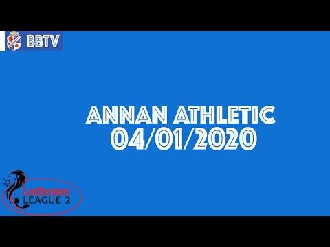 Cowdenbeath Annan Athletic Goals And Highlights