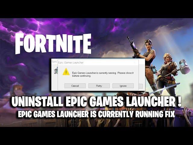 epic games launcher black screen video, epic games launcher