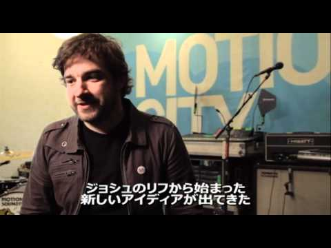 [Gekirock Premiere! ] MOTION CITY SOUNDTRACK - Webisode 02 : True Romance -