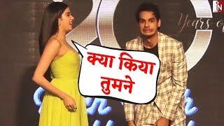Janhvi Kapoor and Ishaan Khatter ने किया SRK-Kajol को कॉपी पर हो गयी गड़बड़