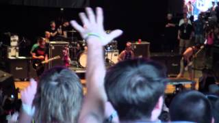 All Time Low-Dear Maria, Count Me In LIVE WARPED 2012 HD