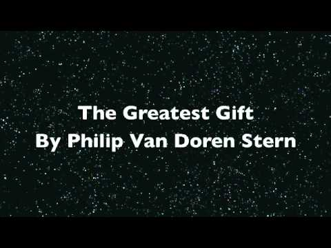 The Greatest Gift (audio)