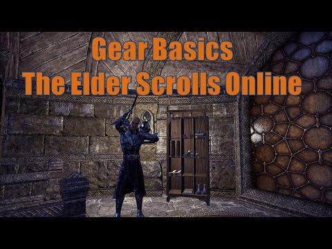 Leveling Gear Tips for The Elder Scrolls Online