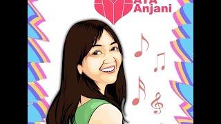 AYA Anjani - 『Darling Selalu』Line Art Timelapse