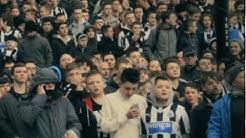 Tyne/Wear Derby Day - Crowd trouble in Newcastle
