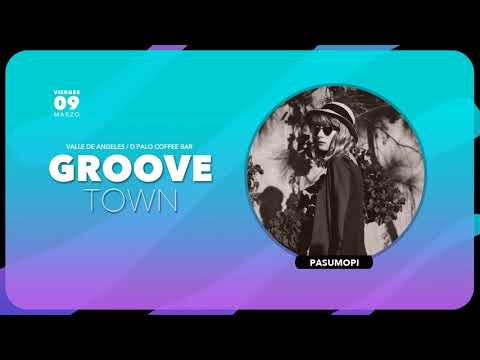 Pasumopi at Groove Town (09.03.2018) @Dpalo Coffee Bar