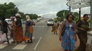 Ghana, HOMMAGE À KOFI ANNAN