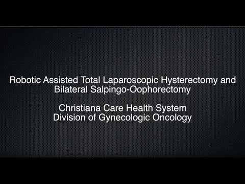 Total Hysterectomy Patient Video