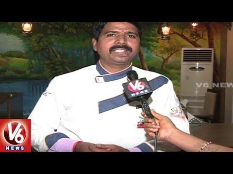 Vivaha Bhojanambu Restaurant Provides Special Dishes For World Telugu Conference | V6 News