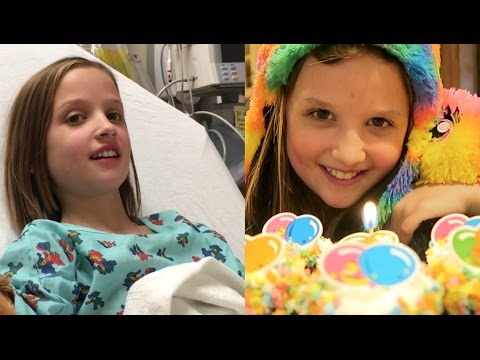 🚑 1 YEAR AFTER THE EMERGENCY ROOM! ASPEN'S FIRST TYPE 1 DIABETES DIAVERSARY! 💉