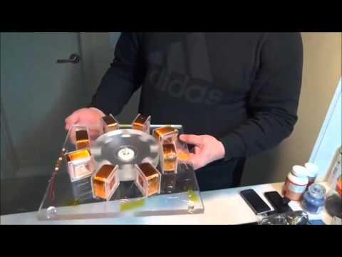 Magnetic Motor Free Energy 2015