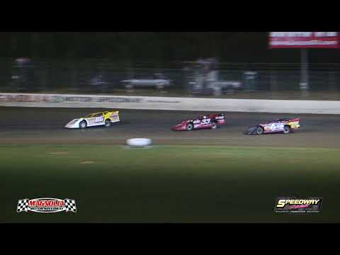 Magnolia Motor Speedway | Super Late Model B Mains | Friday Sept. 27, 2019