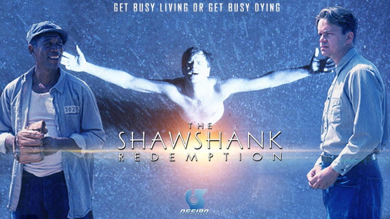 Get Busy Living Or Get Busy Dying Most Memorable Quote From Shawshank Redemption Youtube