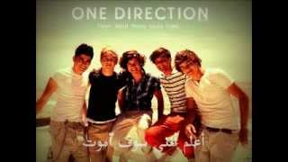 ترجمة One Direction - One thing - YouTube.FLV