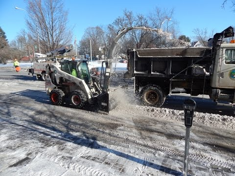 City of Kingston Public Works - Broadway Snow Removal