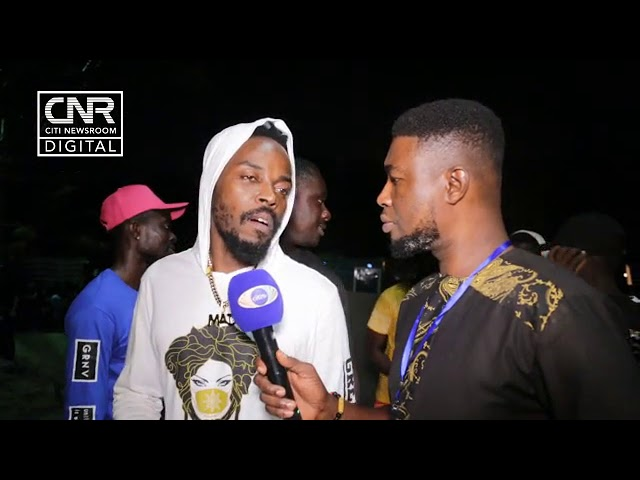 Stonebwoy is the best - Kwaw Kese rubbishes those 'who don't want to speak the truth'