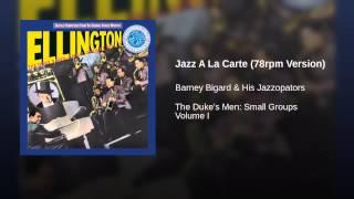Jazz A La Carte (78rpm Version)