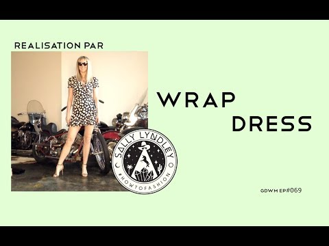 Realisation Par Wrap Dress: How To Style Silk Wrap Dresses