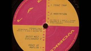 Cellblock-X - Toxic Trip