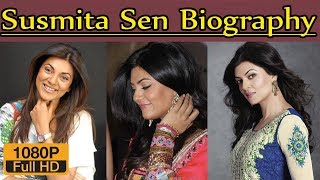 Sushmita Sen Biography | Height | Age | Husband | Family | lifestyle | House | Income | Live Bangla,