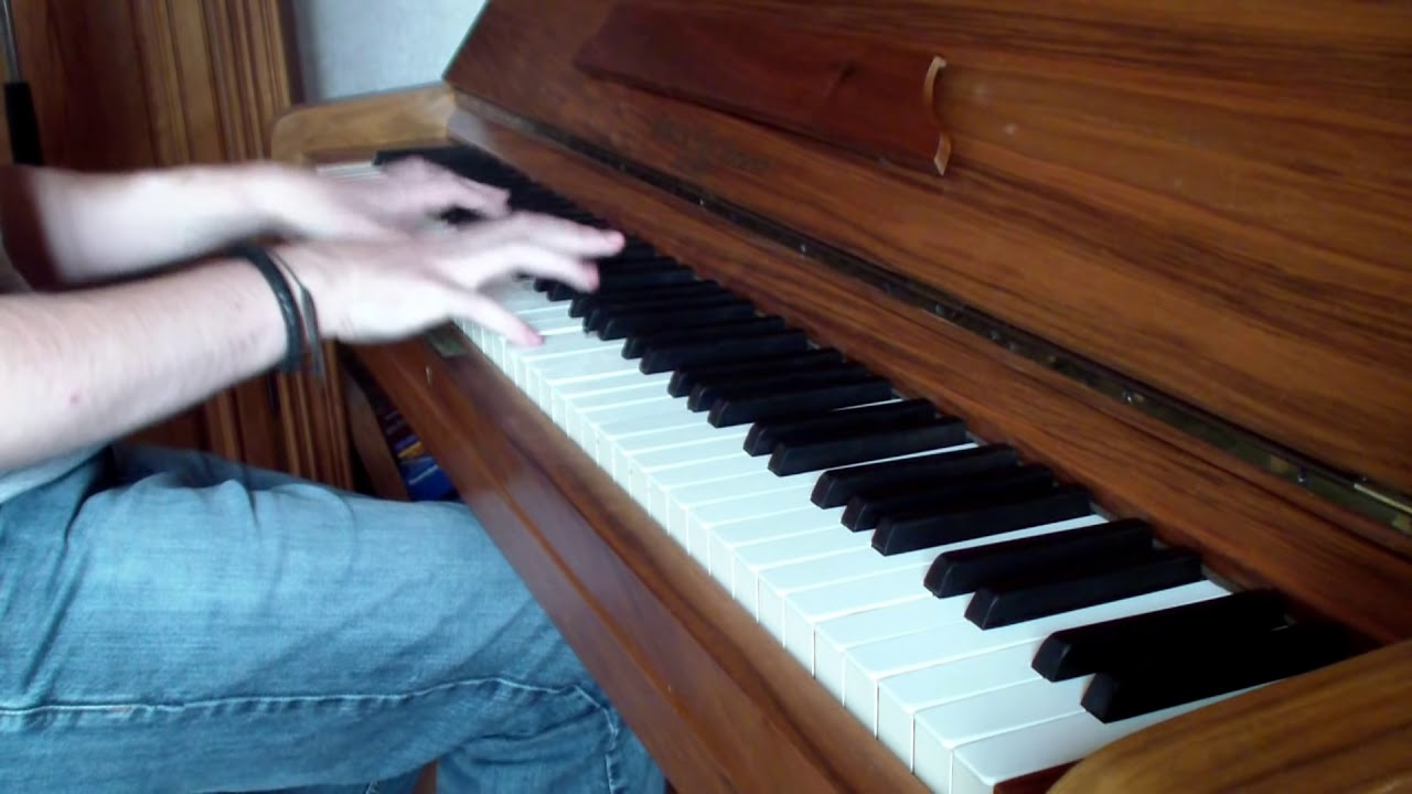 Pirates Of The Caribbean Fluch Der Karibik Piano Cover Youtube