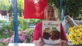 Aksaray yemek kitabımız nihayet bir lime ulaştı