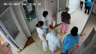 Нападение на врача в Хабаровске
