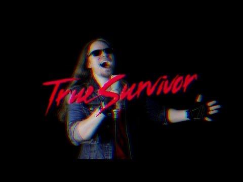 David Hasselhoff - True Survivor (Metal Cover By Agordas) Kung Fury