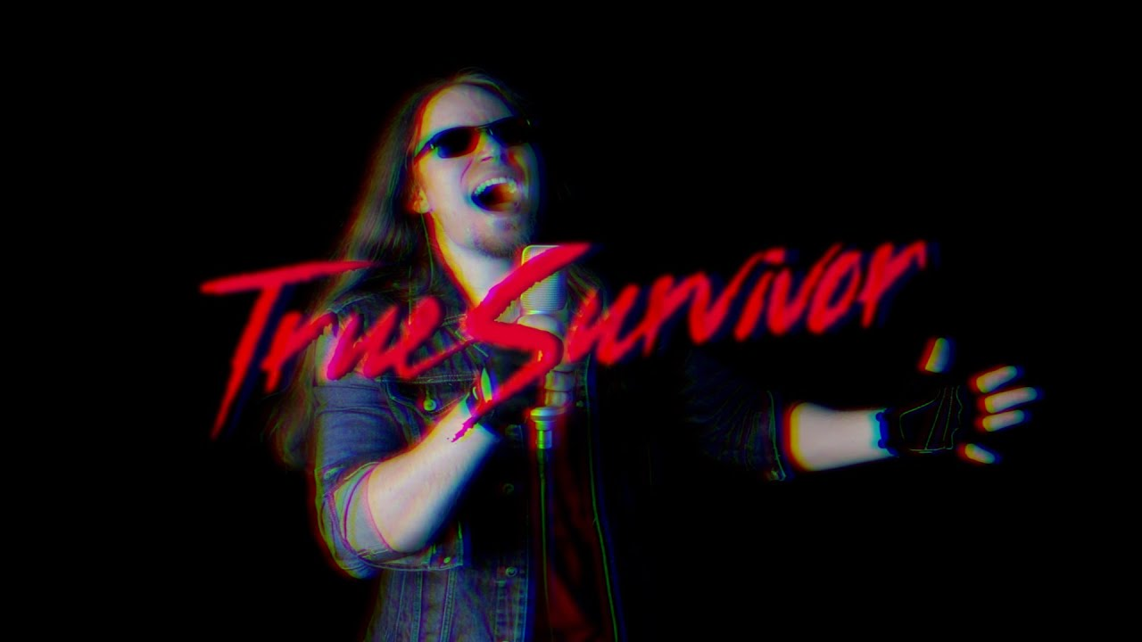 David Hasselhoff - True Survivor (Metal Cover by Agordas ...