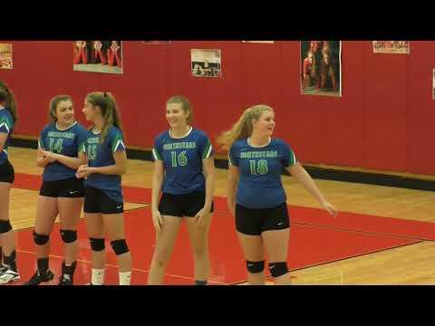 Girls Varsity Volleyball Baldwinsville VS Cicero North Syracuse 10/19/2017