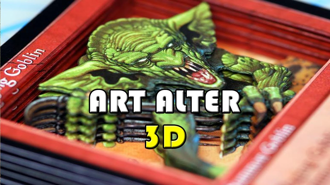 3d art alter magic the gathering akroan horse youtube