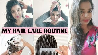 My Haircare Routine in Tamil   Best Professional Hair Shampoo & Conditioner for Hair growth