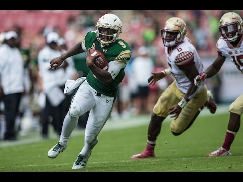 2016 USF Football - Beat Cincinnati