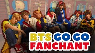 Video [FANCHANT LYRICS] BTS - Go Go download MP3, 3GP, MP4, WEBM, AVI, FLV Mei 2018