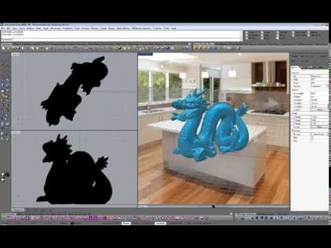 V-Ray For Rhino Wrapper Material