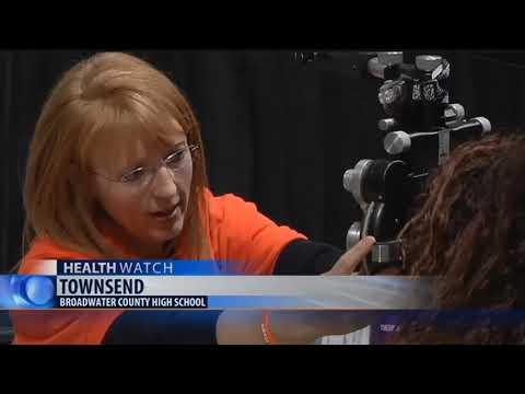 Traveling clinic gives free eye exams in Townsend