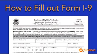 How to Fill oขt Form I-9: Easy Step-by-Step Instructions